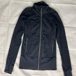 lululemon athletica Jackets & Coats - 🍋Lululemon Black Zip Jacket 4